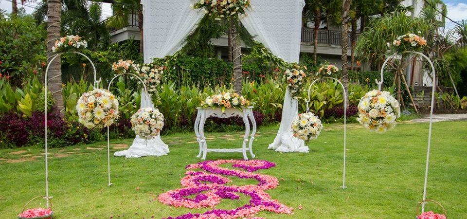 Renew Wedding and Vows on Anyar Villa Bali